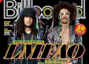LMFAO Billboard Magazine Cover : Grooming for Sky & Stephan Gordy